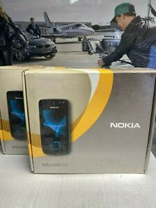Lot 2x Nokia 6600 Mobile Phone Old Stock Rare Collectors Mobile Phone Gsm Cell