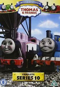 Thomas And Friends - Classic Collection - Complete Series 10 [DVD][Region 2]