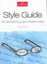 The Economist Style Guide-The Economist, 9781861973467
