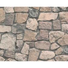 NEUF comme création PAYS mur de Pierre effet texturé Papier peint non tissé