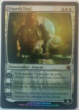 Elspeth Tirel PREMIUM / FOIL VF - French Scars Elspeth Tirel - Magic mtg-
