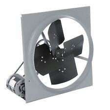 "30"" Exhaust Fan - Belt Driven - 120 Volts - 1/3 HP - 7,730 CFM - 1 Ph - 6 Amps"