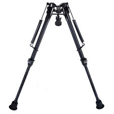 "9"" To 13"" Adjustable Spring Return Sniper Hunting Rifle Bipod Sling Swivel Mount"