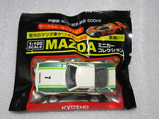 MAZDA Savanna RX-7 SA22C Daytona 24h #7 Kyosho 1:100 Scale Diecast Model Car