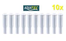 10x Filterpatrone passend für JURA CLARIS WHITE, Kaffeemaschine,