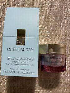 Estee Lauder Resilience Multi Effect Tri Peptide Eye Cream 15ml Full Size