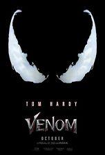 Venom 11x17 Promo Movie POSTER Tom Hardy