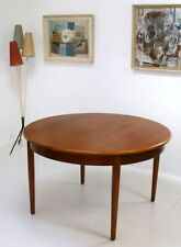 Vintage/Retro Round Kitchen & Dining Tables with Extending