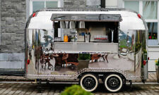 NEW Airstream Food Truck Trailer pizza italian