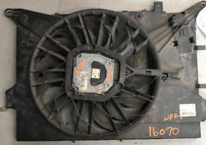 volvo s60 v70 xc70 cooling fan motor shroud complete TESTED 2004-2009 30723105