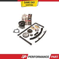 Timing Chain Kit Water Pump for 07-09 Nissan Sentra Altima 2.5L DOHC QR25DE
