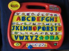 Vtech Little Smart Phonics from A to Z, Letters, Animals, Shapes, Music, Braille