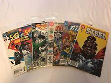 Lot Of DC Comics, 6