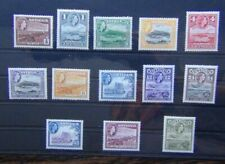 Antigua 1953 - 1962 set to $1.20 LMM