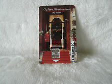 Télécarte Carte Téléphonique France 50 U cabine téléphonique de star  (242)