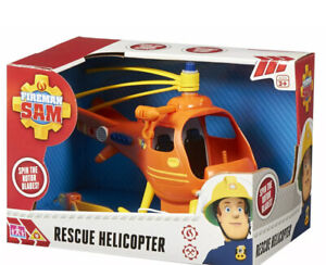 Fireman Sam Rescue Helicopter With Hook
