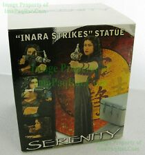 Serenity Inara Strikes Statue #199 of 1000 COA MIB Firefly Joss Whedon Diamond