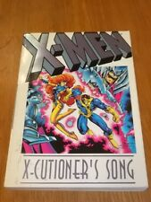 X-Men X-cutioners Song by Marvel (Paperback, 1994)< 9780785100256