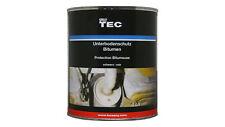 SprayTec - Unterbodenschutz-Bitumen schwarz (2,5kg)