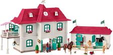 Schleich 42416 Grosser Pferdehof Wohnhaus und Stall