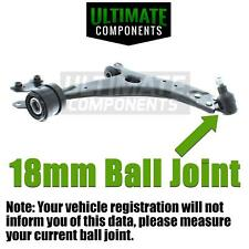 Volvo V50 Estate 2004-2013 Front Lower Steel Wishbone Arm 18mm Cone Drivers Side