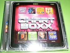 Chartboxx 5/2011 (CD) NEU / Coldplay, Katy Perry, Chris Brown, Roxette, Lafee,..