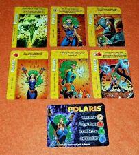 OVERPOWER Polaris SET hero 5 sp 1 Marvels Ensnare Direct Energy Flow