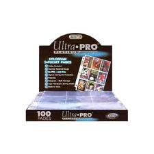 Ultra PRO 9-Pocket Platinum Page - 81320