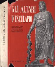 Gli altari d' Esculapio. Saggi della loro profanazione nell' esercizio della pro