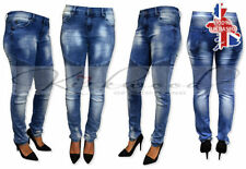 Unbranded Cotton Plus Size Jeans for Women