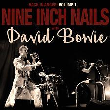 NINE INCH NAILS & DAVID BOWIE 2017 ST LOUIS '92 CONCERT 2 VINYL RECORD SET
