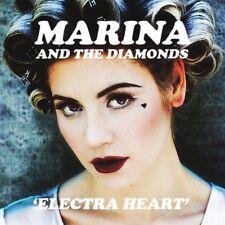 Marina y los diamantes-Electra Corazón-NUEVO Vinilo Lp