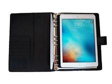 iPad Air 2 Notepad Business Travel PU Leather Portfolio Protective Case