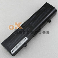 2600mah Battery For DELL Inspiron 1750 GW240 HP297 M911G 312-0763 312-0844 4Cell