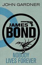 Nobody Lives Forever (James Bond),John Gardner