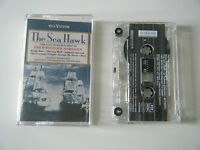 THE SEA HAWK SOUNDTRACK CASSETTE TAPE ERICH WOLFGANG KORNGOLD RCA VICTOR 1989