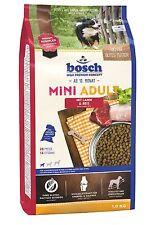 BOSCH adulte MINI- AGNEAU & RIZ 1 kg