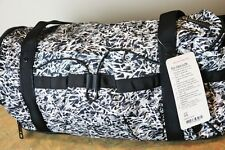 Lululemon AUTHENTIC  Run Ways Duffel handbag bag NWT!
