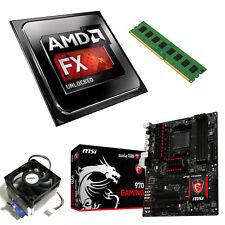 AMD FX 6300 Six Core 4.10 ghz 8gb MSI 970 GAMING BUNDLE SCHEDA MADRE