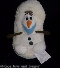 DISNEY FROZEN HIDE AWAY PETS OLAF SNOWMAN PILLOW CUTE STUFFED ANIMAL PLUSH TOY
