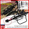 Bike Bicycle Back Rear Rack Seat Post Frame Carrier Holder Luggage Cargo Racks