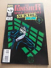 Punisher  War  Journal 63 . Marvel 1994 -   VF - minus