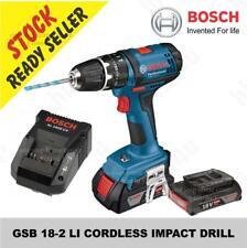 BOSCH GSB 18-2 LI CORDLESS IMPACT DRILL