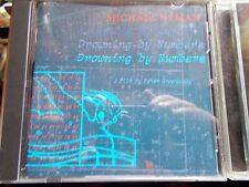 THE MICHAEL NYMAN BAND - PETER GREENAWAY'S DROWNING BY NUMBERS - 1988 VIRGIN CD