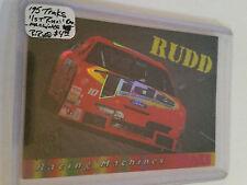 1995 Traks Racing Machines First Run #RM5 Ricky Rudd's Car