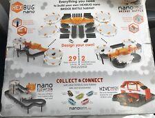 hex bug nano battle bridge habitat set