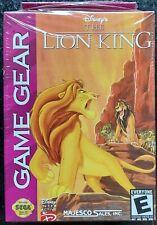 The Lion King - Sega Game Gear - New & Sealed!