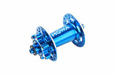 MOWA Mountain MTB Bicycle Bike Disc Brake Rotor Front Hub 32H for Shimano Blue