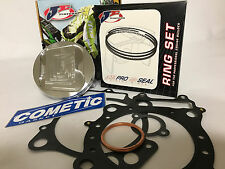 Kawasaki KFX400 KFX 400 90mm 90 Stock Bore 13.5:1 JE Piston Cometic Gaskets