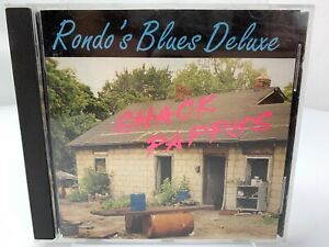 Rondo's Blues Deluxe Shack Pappy's CD 1990 Blueberry Hill St Louis